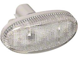 LED Fender Marker Lights; Clear (11-22 F-250/F-350 Super Duty DRW)