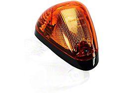 Single Amber LED Roof Cab Light; Amber Lens (11-16 F-250/F-350 Super Duty)