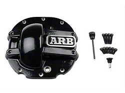 ARB Differential Cover; Differential Cover; Black; For Use with Dana 50 and Dana 60 Axles (11-22 F-250/F-350 Super Duty)