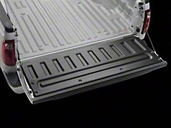 Weathertech TechLiner Tailgate Liner; Black (11-16 F-250/F-350 Super Duty w/o Tailgate Step)