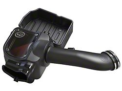 S&B Cold Air Intake with Oiled Cleanable Cotton Filter (17-19 6.7L Powerstroke F-250/F-350 Super Duty)