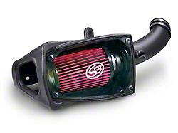 S&B Cold Air Intake with Oiled Cleanable Cotton Filter (11-16 6.7L Powerstroke F-250/F-350 Super Duty)