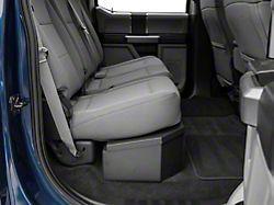 Tuffy Under Rear Seat Lockbox (17-22 F-250/F-350 Super Duty SuperCrew w/o Floor Mounted Sony Subwoofer)