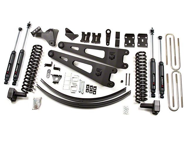 Fox Suspension Lift Kits >> Rbp Super Duty 6 In Suspension Lift Kit W Fox Shocks Rbp Lk308