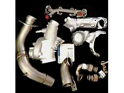 No Limit Fabrication 2015+ Style Turbo Retrofit Kit (11-14 6.7L Powerstroke F-250 Super Duty)