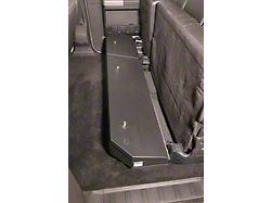 Tuffy Under Rear Seat Lockbox (11-16 F-250/F-350 Super Duty SuperCrew)
