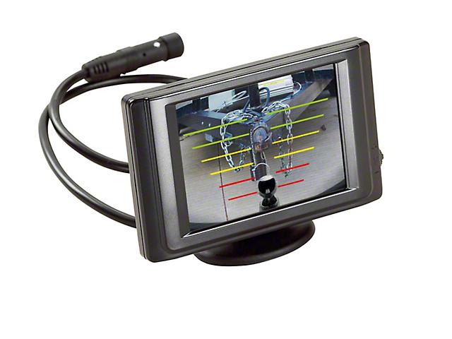 Smart Hitch Backup Camera and Sensor System (14-21 Tundra)