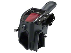 S&B Cold Air Intake with Oiled Cleanable Cotton Filter (20-22 6.7L Powerstroke F-250/F-350 Super Duty)