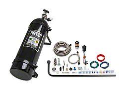 NOS Diesel Nitrous System; 15 lb. Black Bottle (11-22 6.7L Powerstroke F-250/F-350 Super Duty)
