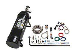 NOS Diesel Nitrous System; 15 lb. Black Bottle; 2-Stage Mini Controller (11-22 6.7L Powerstroke F-250/F-350 Super Duty)