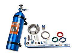 NOS Diesel Nitrous System; 15 lb. Blue Bottle (11-22 6.7L Powerstroke F-250/F-350 Super Duty)