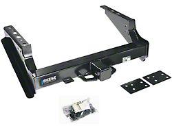 Class V Trailer Hitch; Square Tube; 2.50-Inch Reciever (11-22 F-250/F-350 Super Duty)