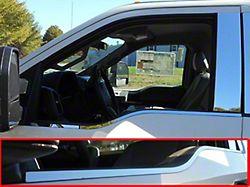 Window Sill Trim Set (17-20 F-250/F-350 Super Duty Regular Cab)