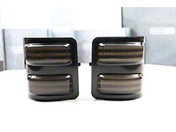 Morimoto XB Sequential LED Side Mirror Lights; Smoked (11-16 F-250/F-350 Super Duty)
