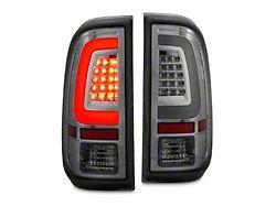 LED Tail Lights; Chrome Housing; Clear Lens (11-16 F-250/F-350 Super Duty