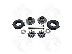 Yukon Gear Differential Carrier Gear Kit; Front Axle; Dana 60; 35-Spline; For Use with Trac-Loc Positraction (11-13 4WD F-250 Super Duty)