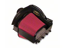 Airaid QuickFit Air Dam with Red SynthaFlow Oiled Filter (11-16 6.2L F-250/F-350 Super Duty)