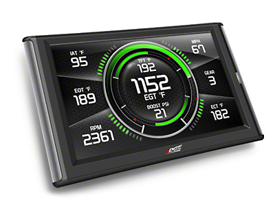Edge Gas Evolution CTS2 Tuner (15-18 3.5L EcoBoost F-150, Excluding Raptor)