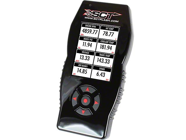 SCT SF4/X4 Power Flash Tuner (10-14 6.2L Raptor)