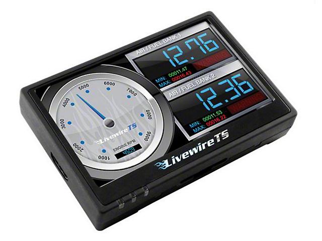 SCT LiveWire TS+ Tuner (11-14 3.7L)