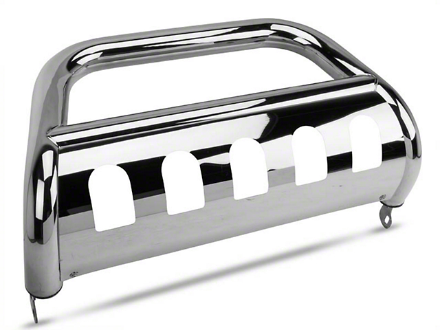 Barricade 3 in. Bull Bar - Polished Stainless (99-03 2WD, 97-03 4WD)