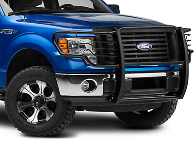 Barricade Brush Guard - Gloss Black (09-14 All, Excluding Raptor)