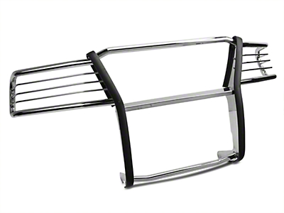Barricade Brush Guard - Polished Stainless (04-08 All)