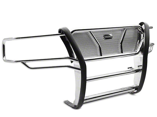 Barricade Xtreme Heavy Duty Brush Guard - Polished Stainless (04-08 All)