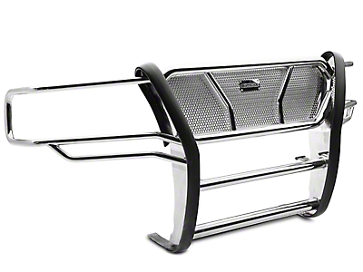 Barricade Xtreme Heavy Duty Brush Guard - Polished Stainless (04-08 F-150)
