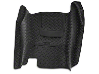 Husky Classic Center Hump Floor Liner - Black (97-03 Regular Cab, SuperCab)