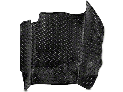 Husky Classic Center Hump Floor Liner - Black (04-08 SuperCab, SuperCrew)