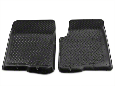 Husky Classic Front Floor Liners - Black (04-08 All)