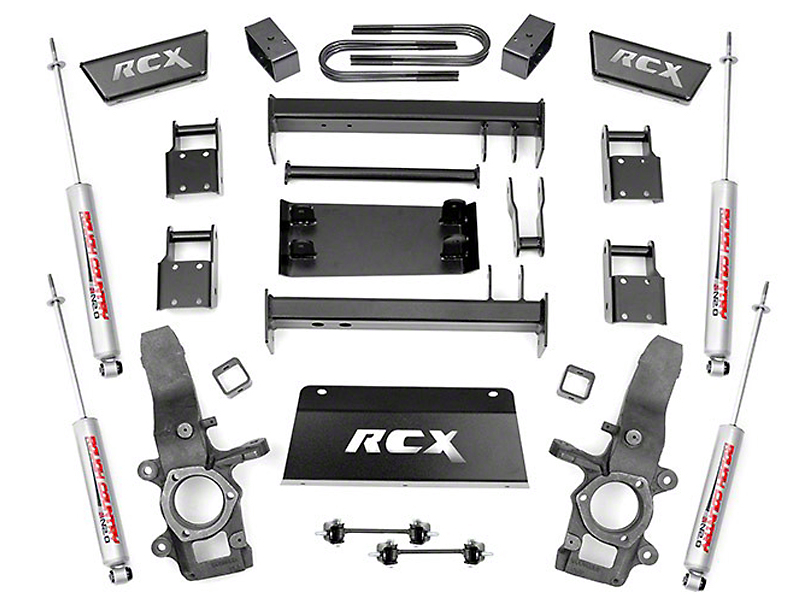 Rough Country 5 in. Suspension Lift Kit (97-03 4WD)