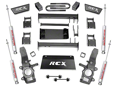 Rough Country 5 in. Suspension Lift Kit (97-03 4WD F-150)