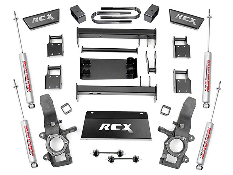 Rough Country 4-Inch Suspension Lift Kit (97-03 4WD F-150)