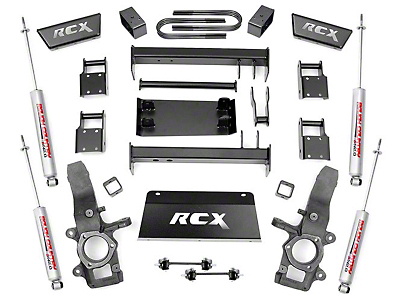 Rough Country 4 in. Suspension Lift Kit (97-03 4WD)