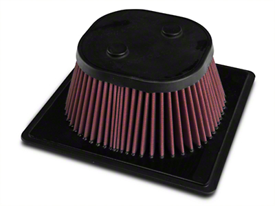 Airaid Direct Fit Replacement Air Filter - SynthaFlow Oiled Filter (09-17 All)