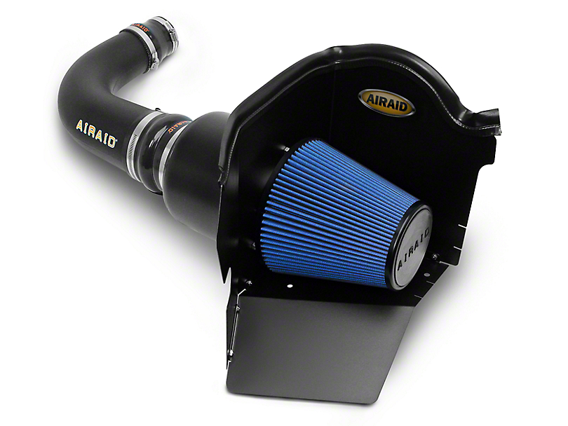 Airaid Cold Air Dam Intake w/ Blue SynthaMax Dry Filter (04-06 4.6L F-150)