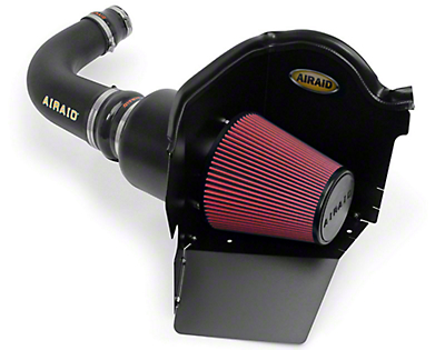 Airaid Cold Air Dam Intake w/ Red SynthaMax Dry Filter (04-06 4.6L)