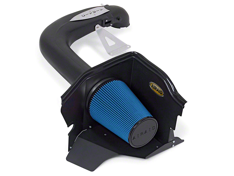Airaid Cold Air Dam Intake w/ Blue SynthaMax Dry Filter (04-08 5.4L)