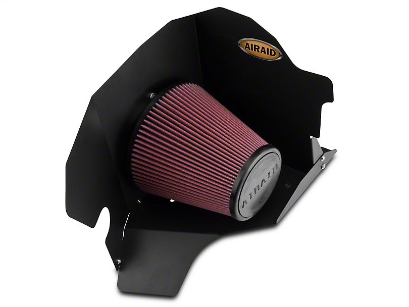 Airaid QuickFit Air Dam w/ SynthaMax Dry Filter (04-08 4.6L F-150)