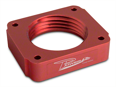 Airaid PowerAid Throttle Body Spacer (04-06 4.6L F-150)
