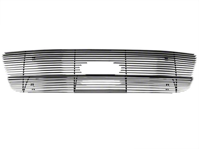 Modern Billet Upper Overlay Grille - Polished (99-03 All)