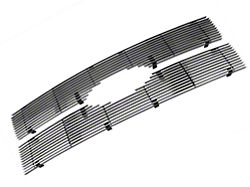 SpeedForm Upper Grille Insert; Polished (09-12 F-150 Platinum)