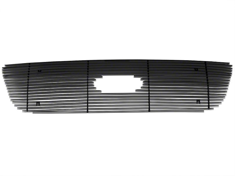 Modern Billet Upper Overlay Grille - Black (99-03 All)