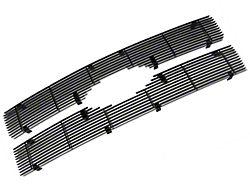 SpeedForm Upper Grille Insert; Black (09-12 F-150 Platinum)