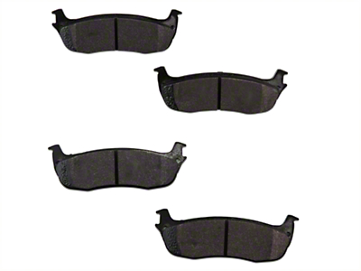 Hawk Performance SD Brake Pads - Rear Pair (97-03 All)