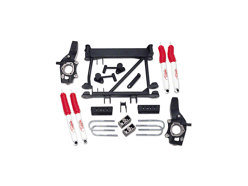 Tuff Country 4.5 in. Lift Kit w/ SX6000 Shocks (97-03 4WD)