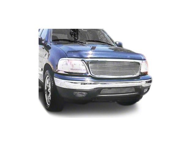 T-REX Billet Series Lower Bumper Grille Insert - Polished (99-03 All, Excluding Lightning)