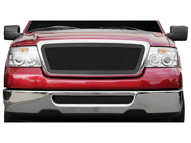 T-REX Upper Class Series Upper Replacement Mesh Grille - Black (04-08 All)